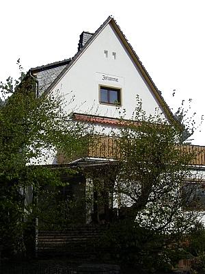 Gästehaus Johanna - Rheinromantik in familiärer Atmosphäre